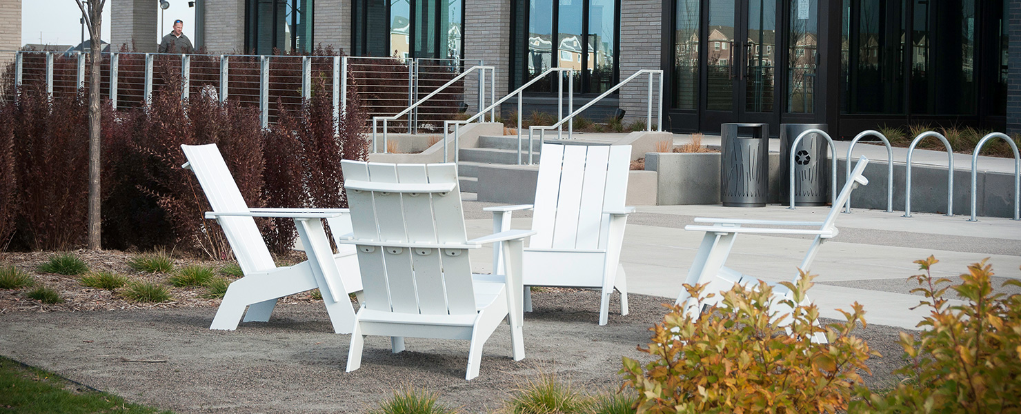 4 Slat Adirondack Chair Adirondack Collection