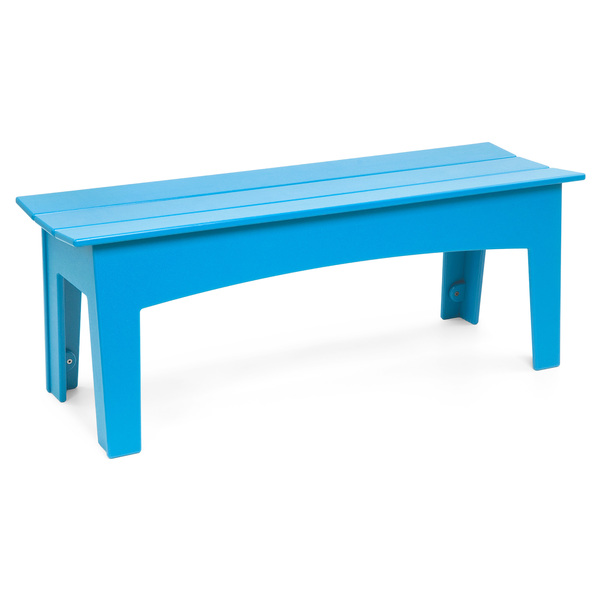 Alfresco Bench 58 Inch Loll Trade